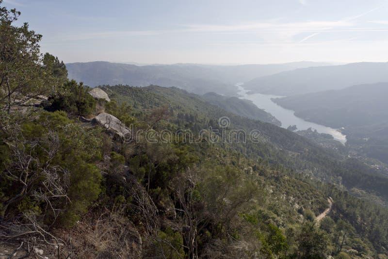 Pedra Bela Viewpoint immagini stock libere da diritti