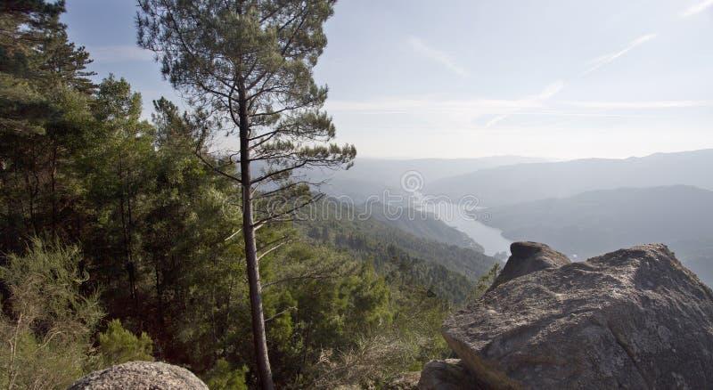 Pedra Bela Viewpoint immagini stock
