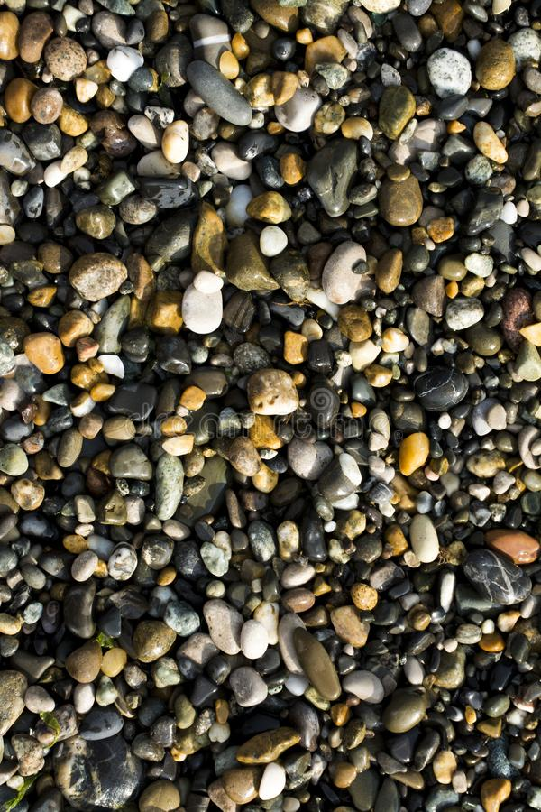Pedra colorida imagens de stock royalty free
