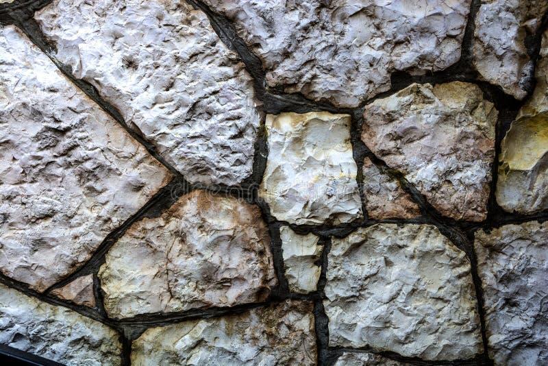 Pedra decorativa imagens de stock royalty free