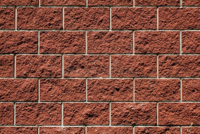 Pedra do concreto do tijolo da parede imagens de stock