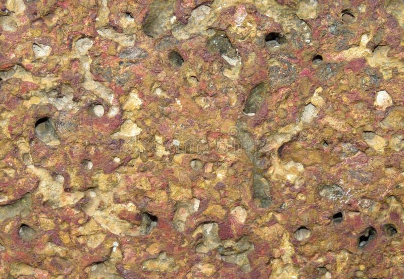 Pedra do Laterite fotos de stock royalty free
