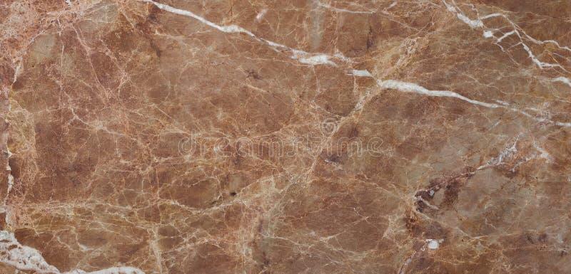 Pedra do mármore da veia de Brown imagens de stock