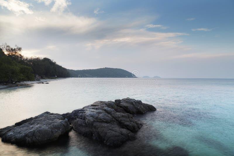 Pedra do mar foto de stock royalty free
