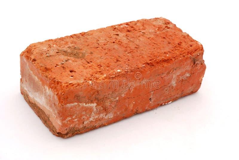Pedra do tijolo fotografia de stock