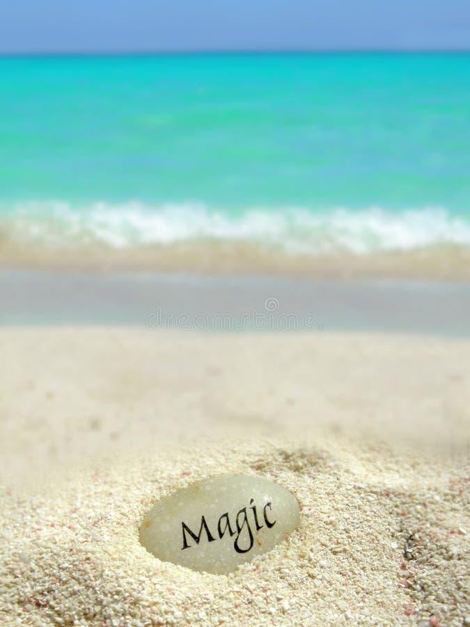 Pedra mágica foto de stock royalty free