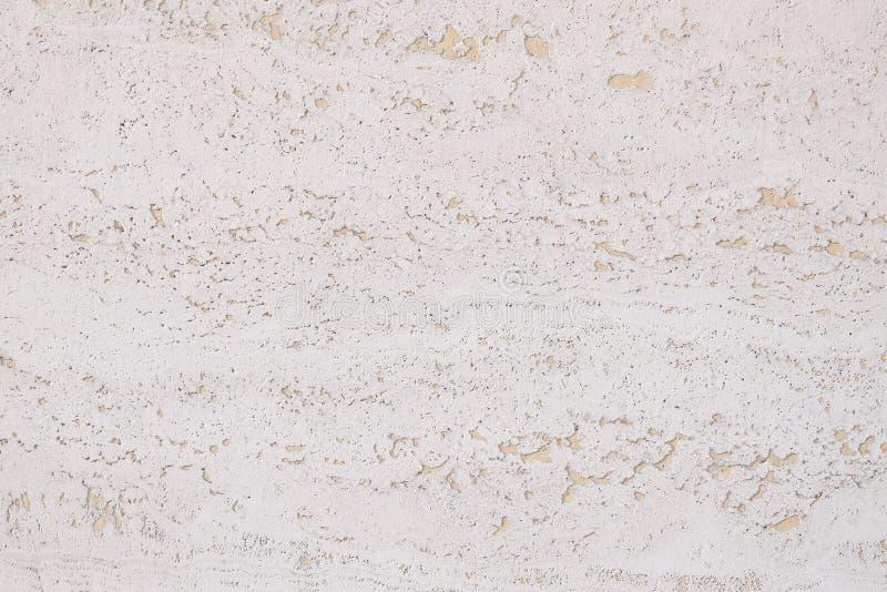 Pedra natural do travertino foto de stock royalty free