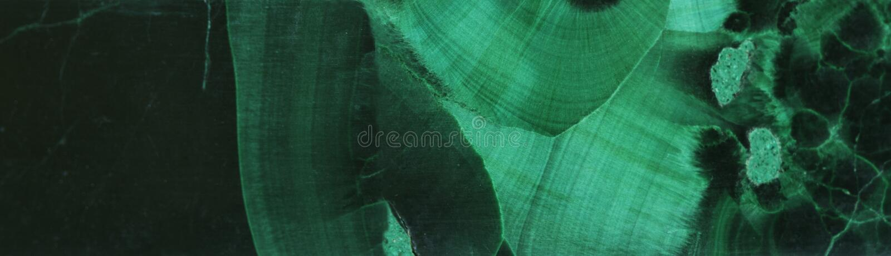 Pedra preciosa mineral verde da malaquite fotos de stock royalty free