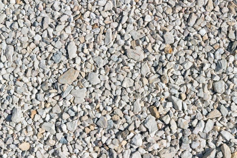 Pedras brilhantes pequenas para o uso como um fundo fotografia de stock