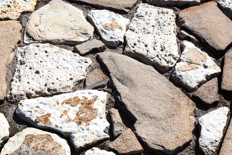 Pedras da ponte velha imagens de stock