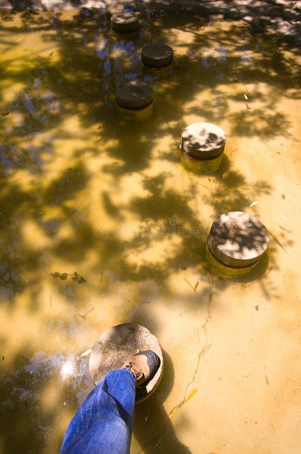 Pedras de piso imagens de stock royalty free