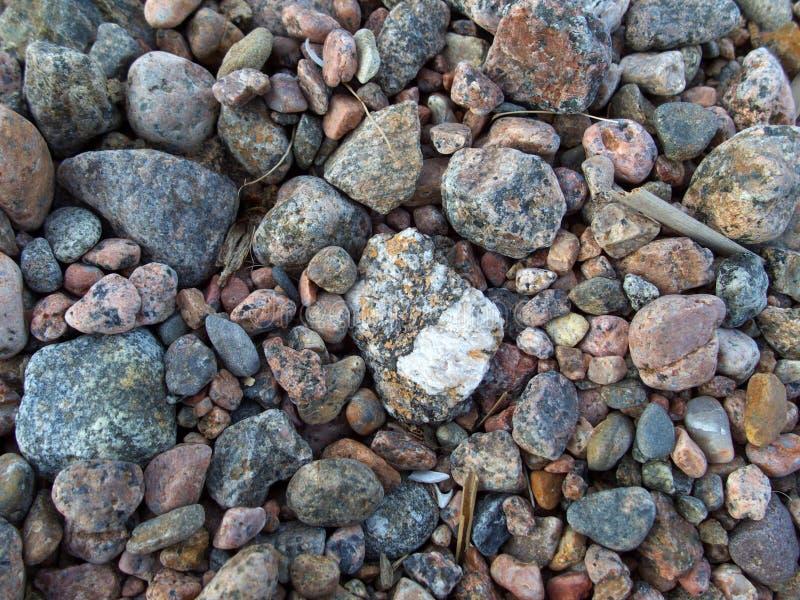 Pedras do ‹do †do ‹do †do mar fotografia de stock