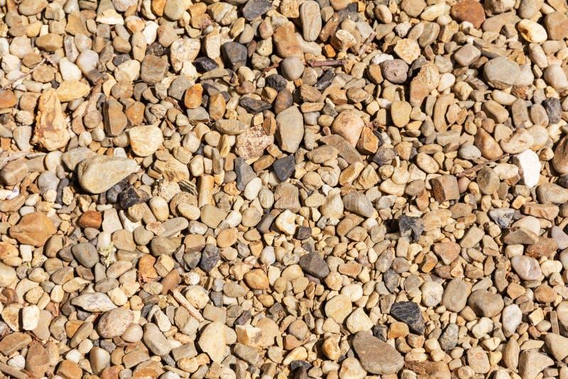Pedras do mar, seixo pequeno imagens de stock