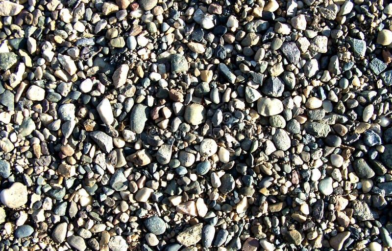 Pedras do seixo fotos de stock