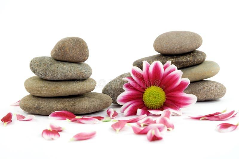 Pedras do zen foto de stock royalty free