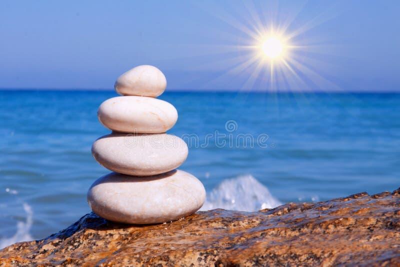 Pedras dos termas. foto de stock