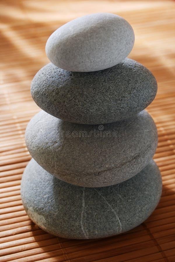 Pedras equilibradas fotografia de stock royalty free