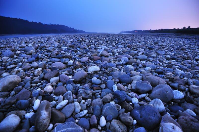 Pedras lisas imagens de stock royalty free