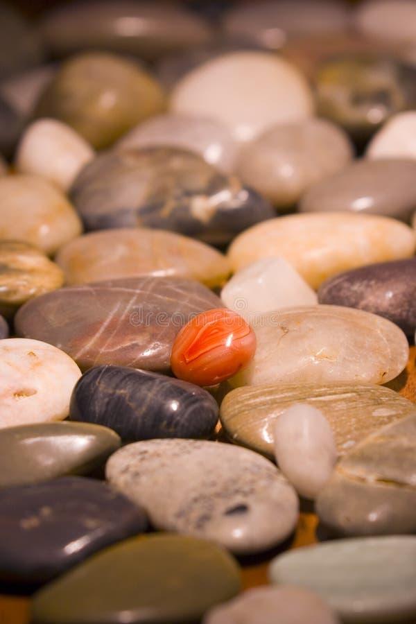 Pedras naturais fotografia de stock royalty free