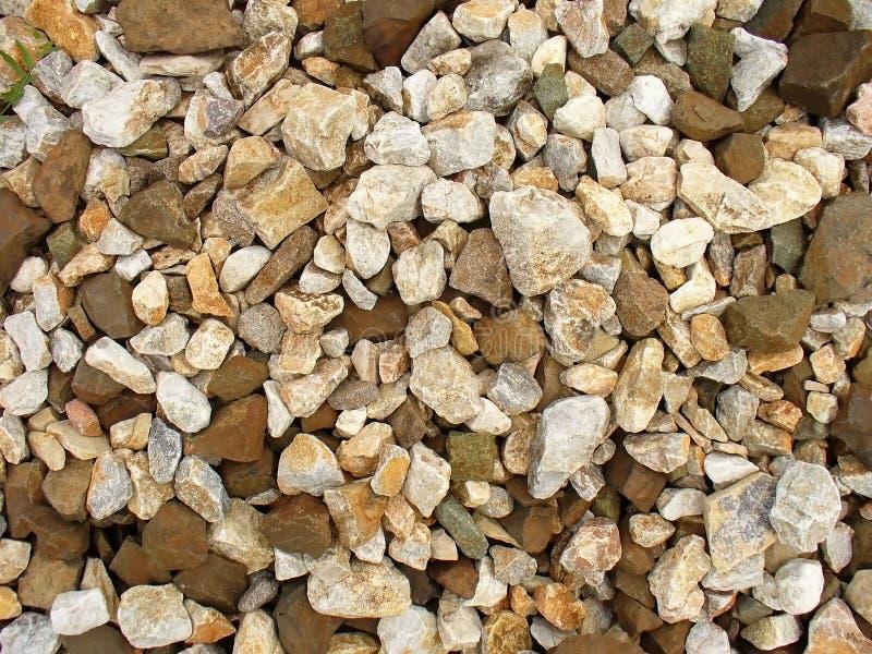 Pedras pequenas imagens de stock royalty free