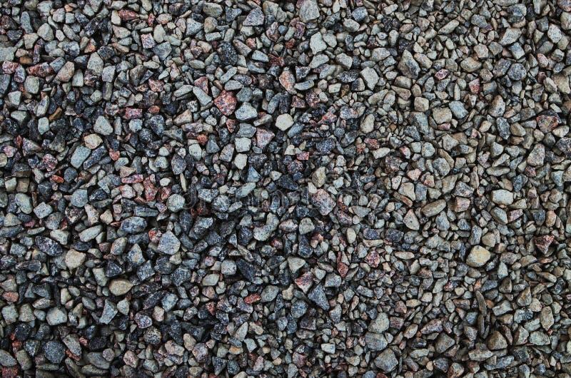 Pedras pequenas para o fundo geral imagem de stock