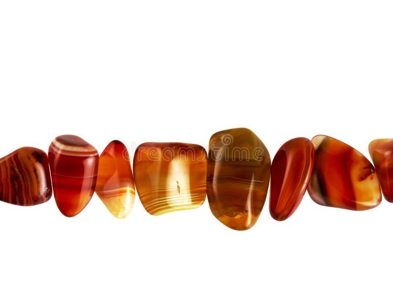 Pedras preciosas fotografia de stock royalty free