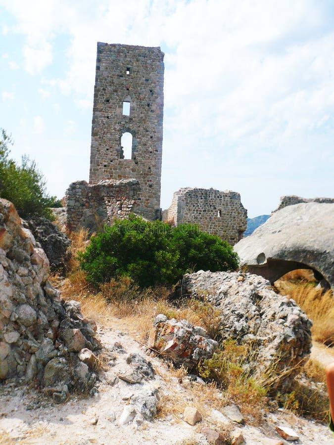 Pedres夏天城堡2013年 免版税库存图片