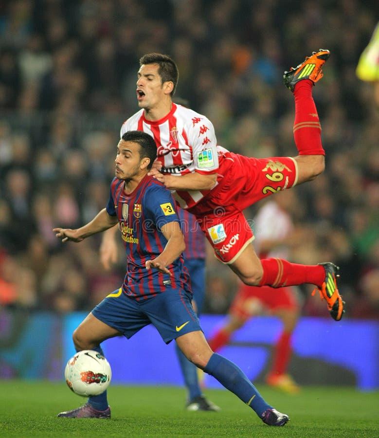Download Pedro Rodriguez Vies With Pedro Orfila Editorial Stock Photo - Image: 24104978