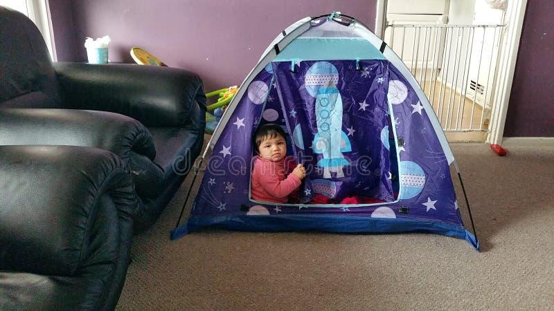 Peek a boo. Baby toddler adorable royalty free stock photo