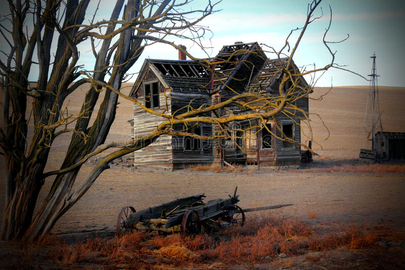 Peek Dead Frontier Home stock images