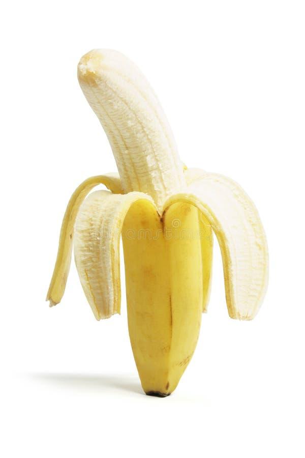 Free Peeled Banana Royalty Free Stock Photography - 13282297