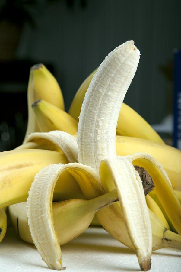Free Peeled Banana Royalty Free Stock Images - 17280499