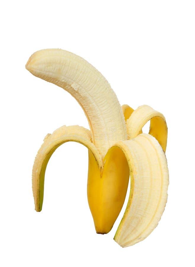 Free Peeled Banana Stock Image - 28459431