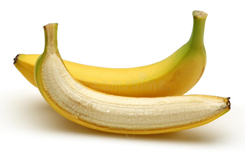 Download Peeled Banana Stock Photo - Image: 58835200