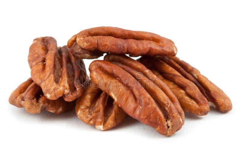 Peeled pecan nuts