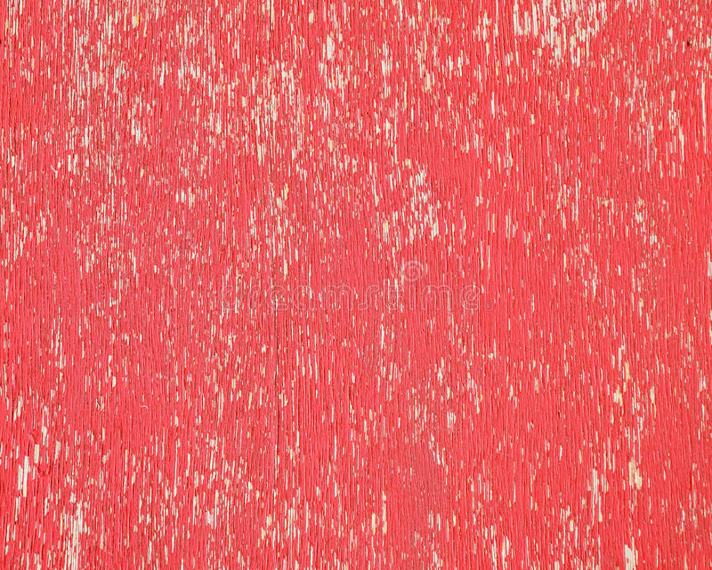 Peeled Red Paint Abstract Background. Abstract Background of Old Peeled Red Paint royalty free stock photos