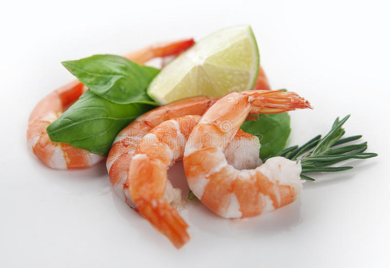 Download Peeled shrimps stock photo. Image of peeled, fresh, prawn - 23541078