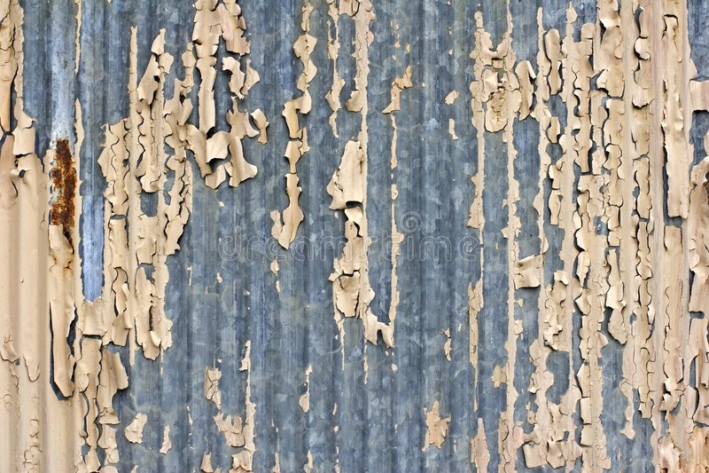Download Peeling paint on fence stock photo. Image of creative, fresco - 694006