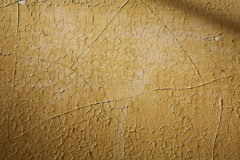 Bubbling And Peeling Paint As A Result Of Rising Damp