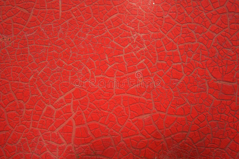 Peeling red texture 2 royalty free stock images