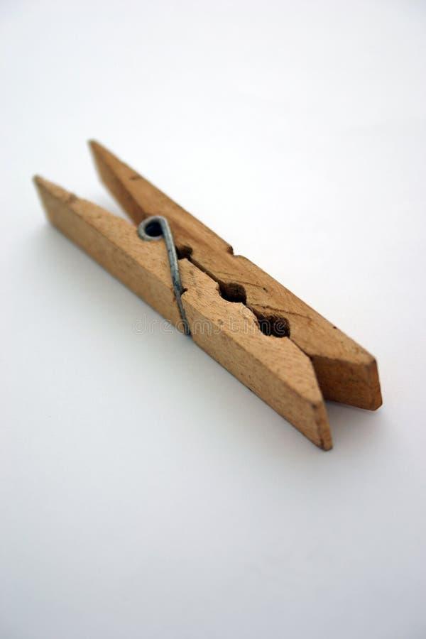 Peg деревянное Стоковая Фотография RF