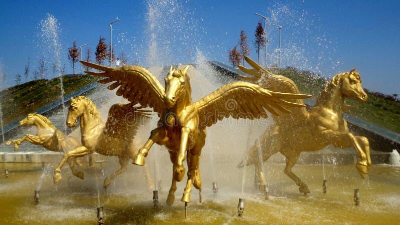 Pegasus arkivfoto