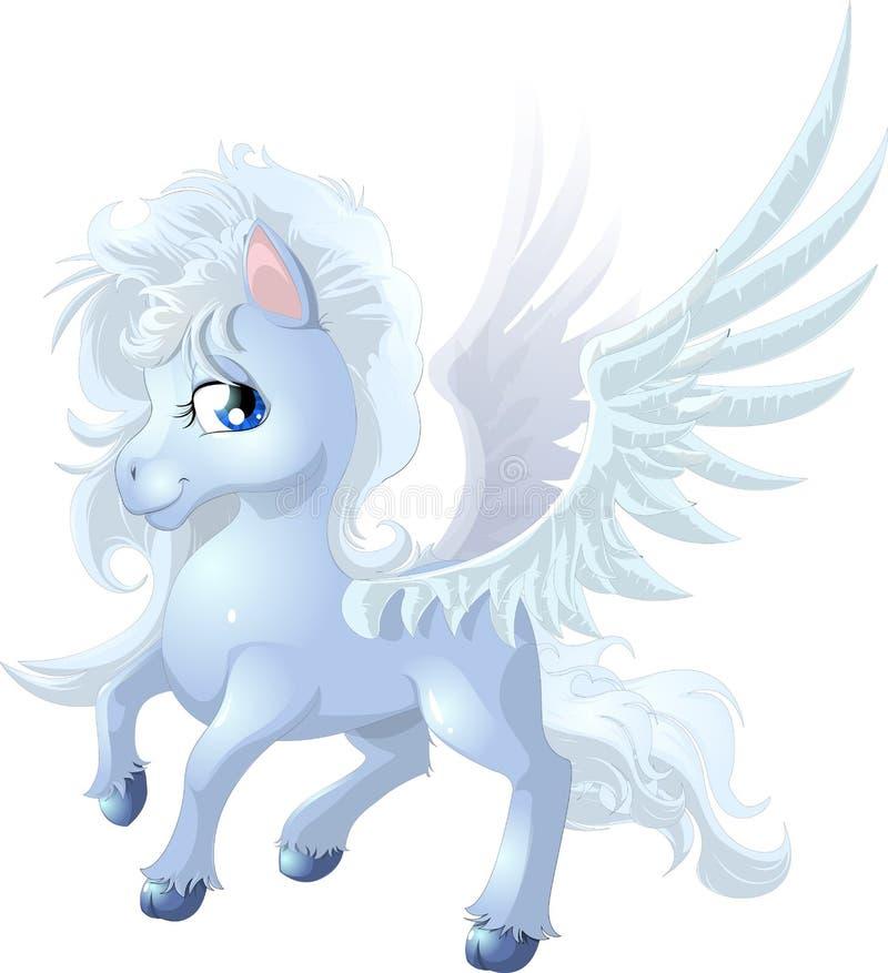 Pegasus illustration libre de droits