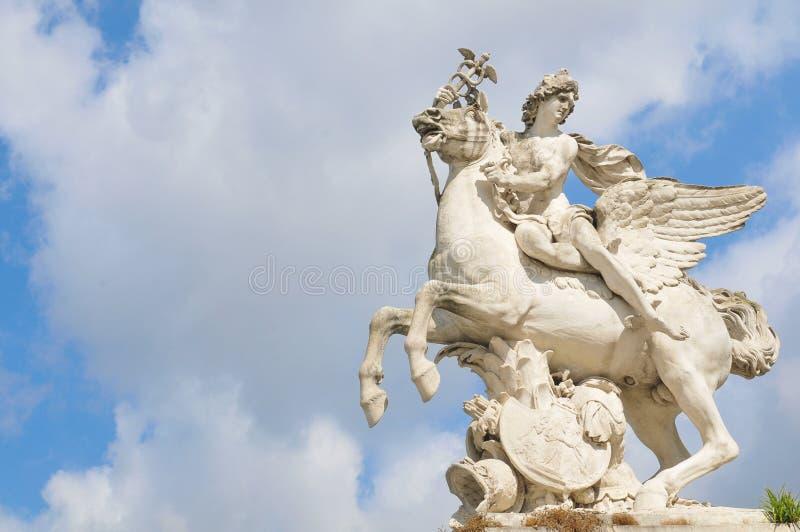pegasus royaltyfri bild