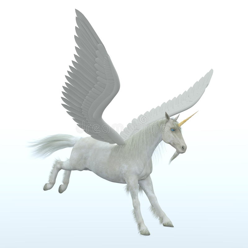 pegasus illustration de vecteur