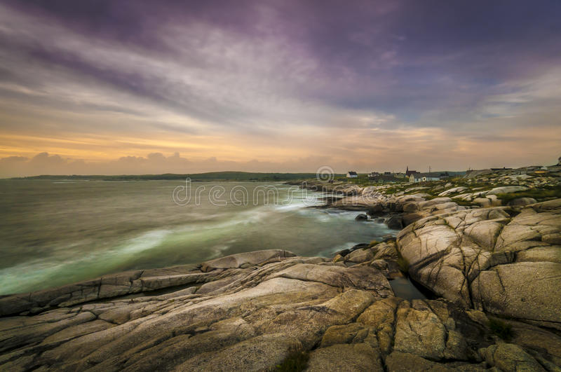 Download Peggy's Cove stock image. Image of scenic, trail, peaceful - 34402041