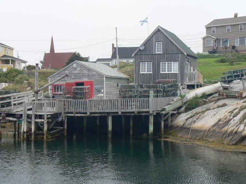 Peggysinham Nova Scotia stock foto's