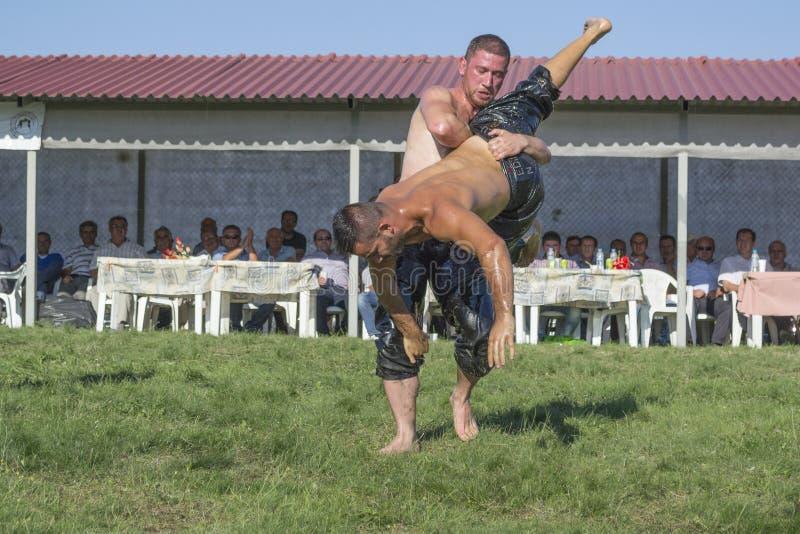 Download Pehlivan редакционное стоковое фото. изображение насчитывающей wrestling - 33737903