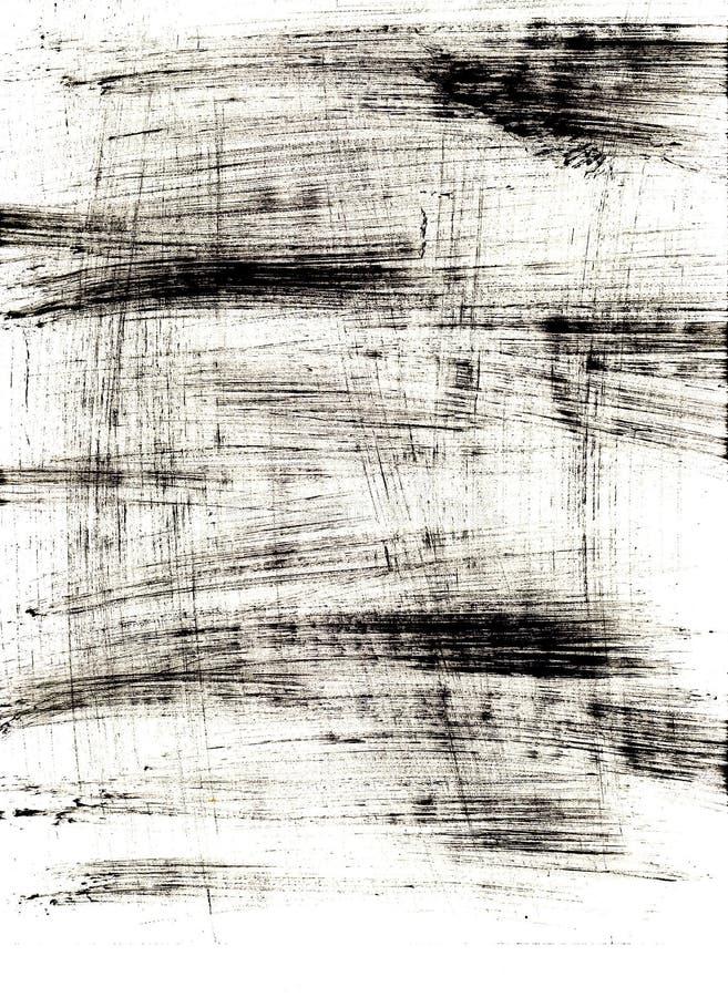 Peignez le papier peint grunge de fond illustration libre de droits