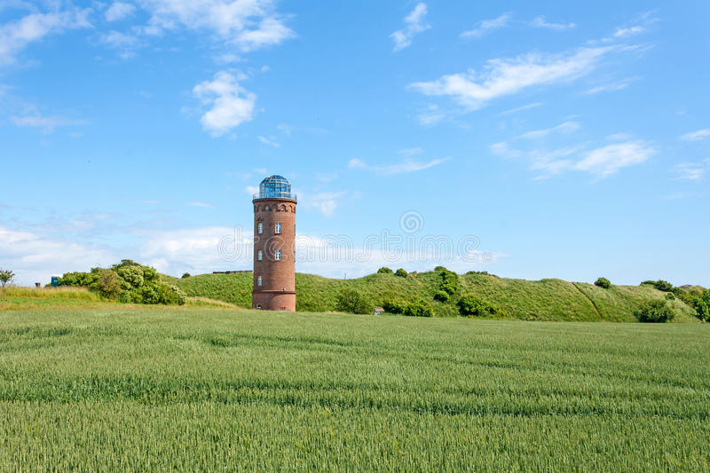 Peilturm Kap Arkona, Ruegen royalty free stock photography